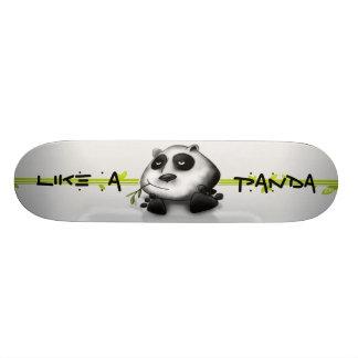 Planche à roulettes Panda Skateboards Personnalisables