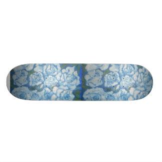 Planche à roulettes rose de minuit par NJoy Mini Skateboard 18,4 Cm