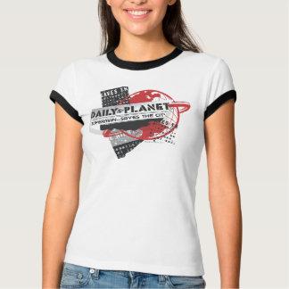 Planète quotidienne - sauve la ville t-shirt