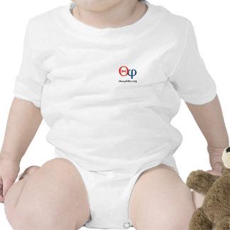 plante grimpante de nourrisson de logo de theophil t-shirt