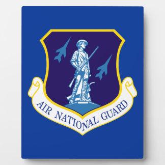 Plaque de garde nationale d'air