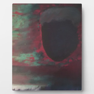 Plaque Photo Complètement de couleur dans un monde lumineux