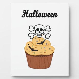 Plaque Photo Halloween