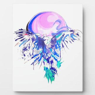 Plaque Photo mouche d'aigle