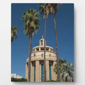 Plaque Photo Panthéon, Syracuse, Sicile, Italie
