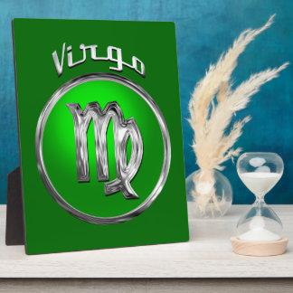 Plaque Photo Vierge - le premier symbole de zodiaque
