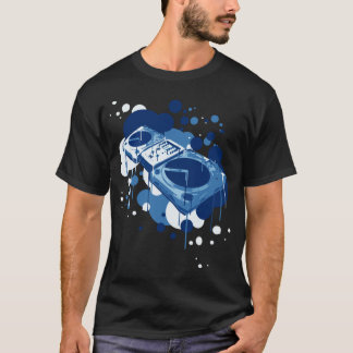 T-shirts DJ sur Zazzle