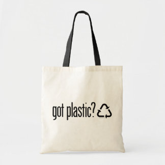 plastique obtenu ? Réutilisation du signe Tote Bag