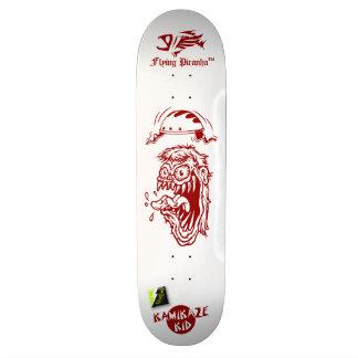 """Plate-forme 102 de """"enfant de kamikaze"""" de skateboard"""