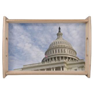 Plateau Bâtiment de Capitol Hill dans le Washington DC