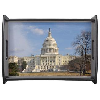 Plateau Bâtiment de Capitol Hill de Washington DC