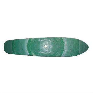 Plateau De Planche À Roulettes Vague hauturière de sphère verte : Supersonique