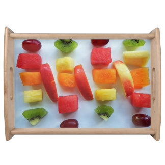 plateau de portion de fruit