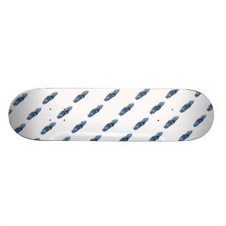 Plateau De Skateboard Gregg emballant la planche à roulettes