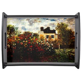 Plateau Jardin de Claude Monet-Monet à Argenteuil