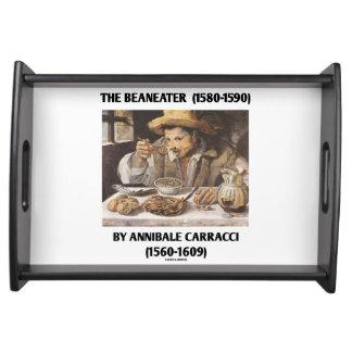 Plateau Le Beaneater (1580-1590) par Annibale Carracci