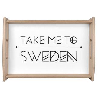 Plateau Le Dienblad Take me to Sweden