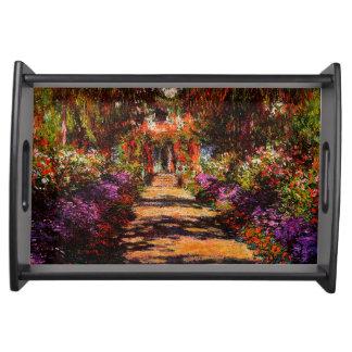 Plateau Monet-Voie de Claude dans le jardin de Monet chez