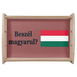 Plateau Parlez-vous hongrois ? dans le Hongrois. FB de