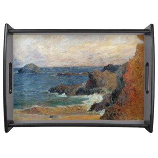 Plateau Paysage marin