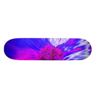 Plateaux De Skateboards Fractale abstraite de Digitals de vortex