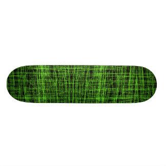 Plateaux De Skateboards Fractale de Digitals d'abrégé sur détecteur de