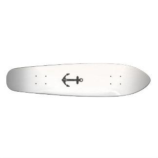 Plateaux De Skateboards Long panneau d'ancre