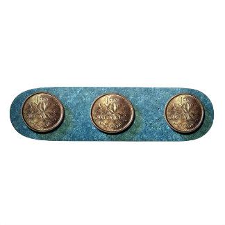 Plateaux De Skateboards Planche à roulettes (avant) de penny de 2003