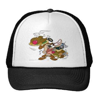 Plats de thanksgiving de TAZ™ Casquettes