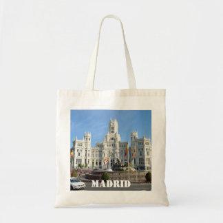 Plaza de Cibeles, sac de Madrid