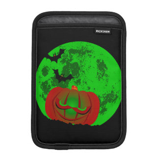 Pleine lune de Halloween Housses Pour iPad Mini