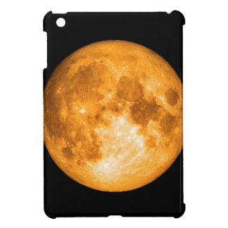 pleine lune orange étui iPad mini