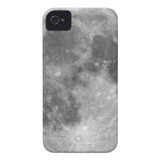 Pleine lune vue avec le télescope coques iPhone 4