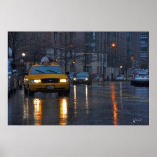 Pluie de New York