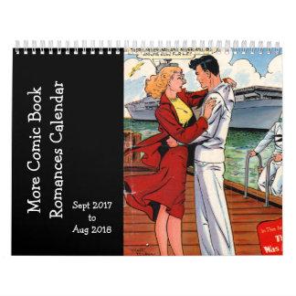 Plus de Romances de bande dessinée - septembre Calendriers