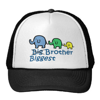 Plus grand Bro Casquette Trucker
