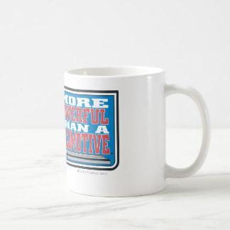 Plus puissant mug