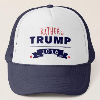 Plutôt casquette 2016 d'atout