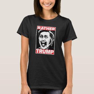Plutôt T-shirt d'atout (pas Hillary)