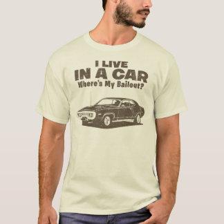 Plymouth 1971 Hemi GTX T-shirt