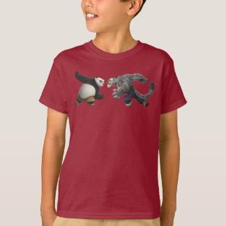 PO contre le poumon de Tai T-shirt