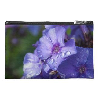 Pochette De Voyage pochette, fleur violet