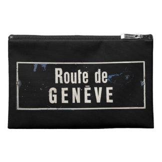 """Pochette de voyage """"Route de Genève"""" by REN"""