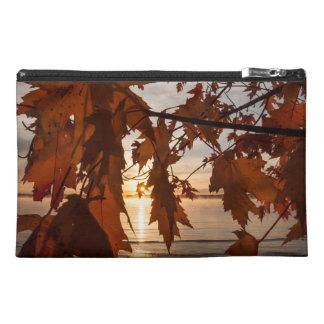 pochette photo feuilles d'érable