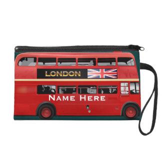 Pochettes Avec Dragonne L'autobus à impériale rouge de Londres