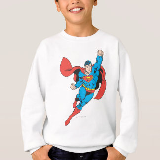 Poing droit de Superman augmenté Sweatshirt