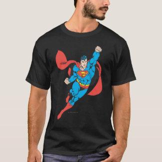 Poing droit de Superman augmenté T-shirt