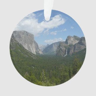 Point d'inspiration en parc national de Yosemite