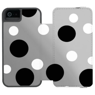Points sur le mélange coque-portefeuille iPhone 5 incipio watson™