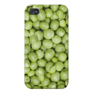 Pois organiques frais 2 étuis iPhone 4